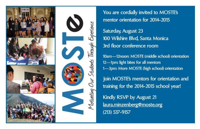 MOSTE-Invite-Aug23