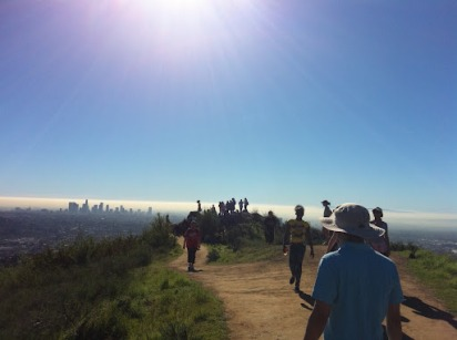 2011 MLK Day Hike
