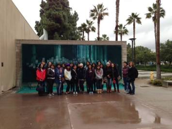 2014 College Tours - CalState Fullerton