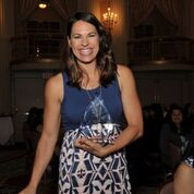 Lanterns honoree Jessica Mendoza