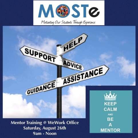 Mentor Traning 2017