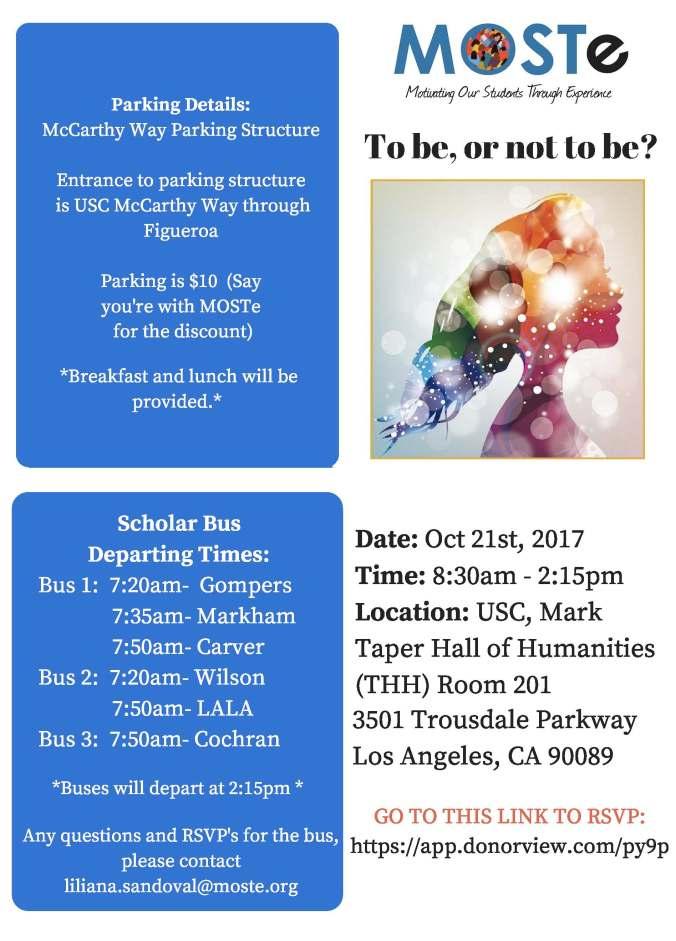 Self-Awareness Flyer
